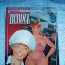 Comics : BURDEL SEXPERIENCIAS. / TOUTAIN 1988 DIBUJOS GEORGES LEVIS. Lote 248178120