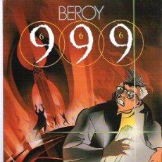 Cómics: BEROY 999 ****TOUTAIN EDITOR 1988. Lote 6567048