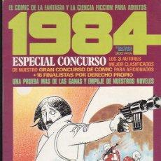 Cómics: 1984 EXTRA CONCURSO. Lote 7087385