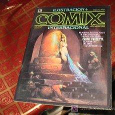 Cómics: COMIX INTERNACIONAL N-15. Lote 8228437