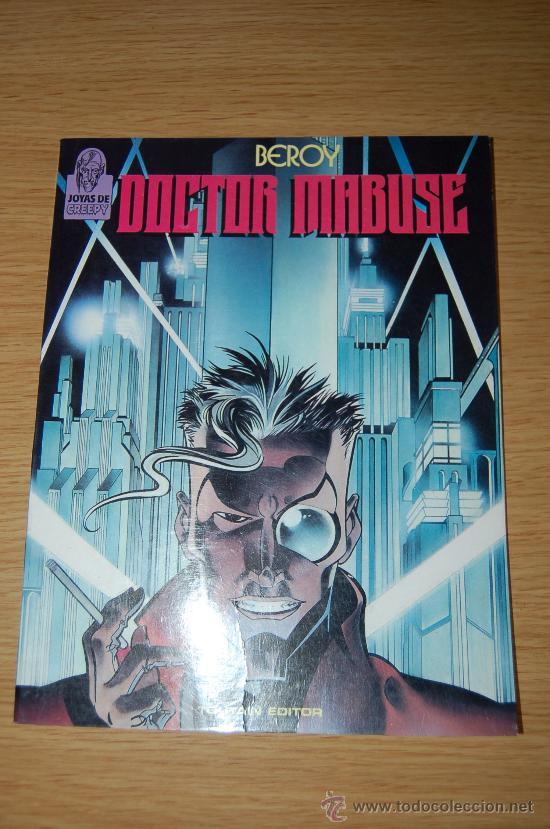 BEROY : DOCTOR MABUSE. (Tebeos y Comics - Toutain - Otros)