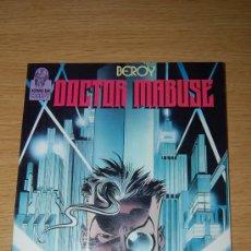 Cómics: BEROY : DOCTOR MABUSE.. Lote 26628336