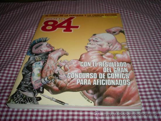 ZONA 84 EXTRA Nº 10 CON LOS NUMEROS 29-30-31 (Tebeos y Comics - Toutain - Zona 84)