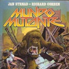 Cómics: MUNDO MUTANTE - RICHARD CORBEN - TOUTAIN EDITOR. Lote 27507797