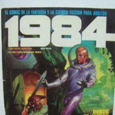 Cómics: + 1984 TOUTAIN EDITOR . NUMERO 46 NOVIEMBRE 1982. Lote 9075202