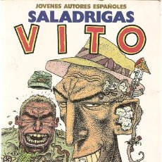 Cómics: VITO, JÓVENES AUTORES ESPAÑOLES - SALADRIGAS - TOUTAIN - AÑO 1984. Lote 26393922