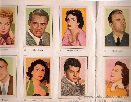 Cómics: Pantalla. Álbum de Estrellas. Ferca 1962. Vacío. - Foto 2 - 17423431