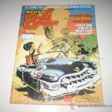 Cómics: ZONA 84 - EXTRA - NºS 71-72 Y 73. Lote 25357087