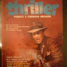 Cómics: THRILLER TOMO 2. Lote 18914254