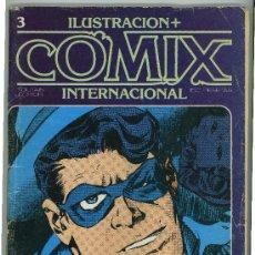 Cómics: COMIX INTERNACIONAL 3.. Lote 10714123