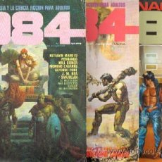Cómics: 1984. EL COMIC DE LA FANTASIA Y LA CIENCIA FICCION PARA ADULTOS (A-COMIC-383). Lote 277725438