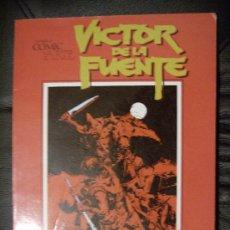 Comics : CUANDO EL COMIC ES ARTE: VÍCTOR DE LA FUENTE. TOUTAIN, 1982.. Lote 11547945