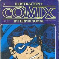 Cómics: COMIX EXTRA INTERNACIONAL Nº 3 CON SPIRIT. Lote 11686998
