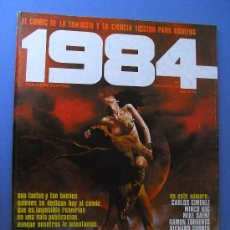 Cómics: 1984 NÚMERO 19, TOUTAIN EDITOR.. Lote 25552825
