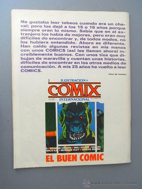 Cómics: 1984 NÚMERO 19, TOUTAIN EDITOR. - Foto 2 - 25552825