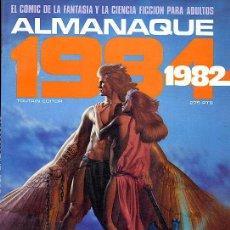 Comics: ALMANAQUE 1984 - TOUTAIN - 1982. Lote 2880635