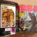 Cómics: REVISTA 1984 / NUMEROS 1 AL 9 / ENCUADERNADOS. Lote 35782854