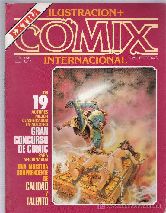 COMIX INTERNACIONAL. EXTRA. TOUTAIN. ¡IMPECABLE! (Tebeos y Comics - Toutain - Comix Internacional)
