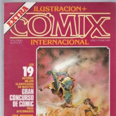 Cómics: COMIX INTERNACIONAL. EXTRA. TOUTAIN. ¡IMPECABLE!. Lote 23290427