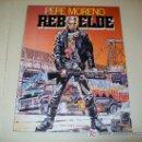 Cómics: TOUTAIN - REBELDE - PEPE MORENO - MUY BUENO. Lote 25325125