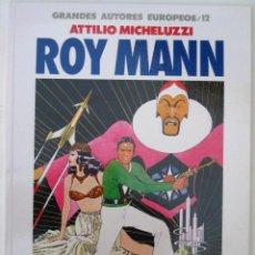 Cómics: ROY MANN - TOUTAIN EDITOR. Lote 144931318