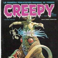 Cómics: CREEPY - TOUTAIN EDITOR ** Nº 3 ** 2 EDICION 1979. Lote 15205474