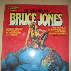 Cómics: BRUCE JONES. Lote 126682070