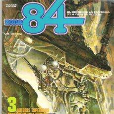 Cómics: ZONA 84 Nº3 - IGOR KORDEJ / ABULI - BERNET. Lote 16723753