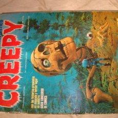 Cómics: CREEPY, EL COMIC DEL TERROR Y LO FANTASTICO. TOUTAIN EDITOR.. Lote 211804870
