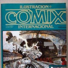 Cómics: COMIX - ILUSTRACION INTERNACIONAL. Lote 26146633