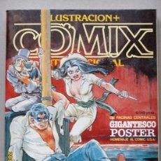 Comics - COMIX - Ilustracion Internacional - 26146637