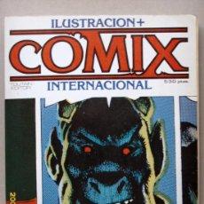 Cómics: COMIX - ILUSTRACION INTERNACIONAL. Lote 26146642