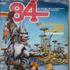 Cómics: ZONA 84- EL COMIC DE LA FANTASÍA Y LA CIENCIA FICCIÓN. Lote 26764297