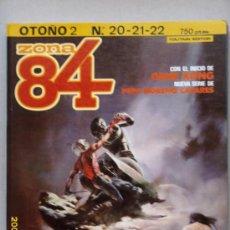 Cómics: ZONA 84- EL COMIC DE LA FANTASÍA Y LA CIENCIA FICCIÓN. Lote 26726684
