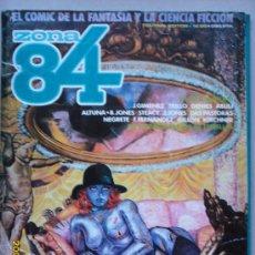 Cómics: ZONA 84- EL COMIC DE LA FANTASÍA Y LA CIENCIA FICCIÓN. Lote 27252471