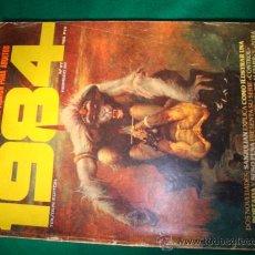 Cómics: 1984 EL MEJOR COMIC DE FANTASIA Y CIENCIA FICCION Nº 37. RICHARD CORBEN.. Lote 15784030