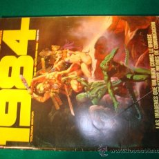 Cómics: 1984 - Nº 45 - EL COMIC DE LA FANTASIA Y LA CIENCIA FICCION. Lote 15802029