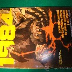 Cómics: 1984 - Nº 47 - EL COMIC DE LA FANTASIA Y LA CIENCIA FICCION. Lote 15802054