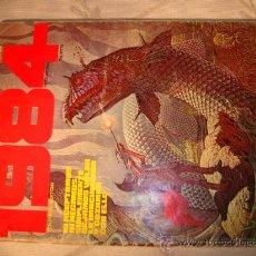 Cómics: 1984 - Nº 4 - EL COMIC DE LA FANTASIA Y LA CIENCIA FICCION.. Lote 15837677