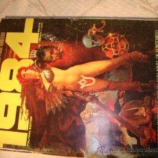 Cómics: 1984 - Nº 31 - EL COMIC DE LA FANTASIA Y LA CIENCIA FICCION.. Lote 15837690