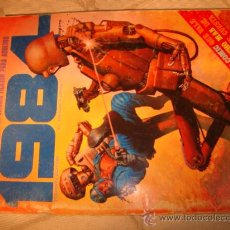 Cómics: 1984 - Nº 35 - EL COMIC DE LA FANTASIA Y LA CIENCIA FICCION.. Lote 15837732