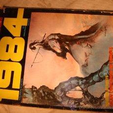 Cómics: 1984 - Nº 16 - EL COMIC DE LA FANTASIA Y LA CIENCIA FICCION.. Lote 15837945