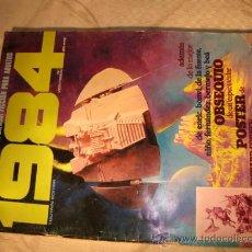 Cómics: 1984 - Nº 26 - EL COMIC DE LA FANTASIA Y LA CIENCIA FICCION.. Lote 15837949