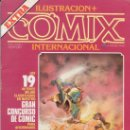 Cómics: ILUSTRACION + COMIX INTERNACIONAL EXTRA GRAN CONCURSO DE COMIC. EDITORIAL TOUTAIN.. Lote 27470235