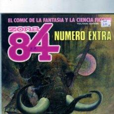 Cómics: ZONA 84; NÚMERO EXTRA. - CJ53. Lote 22737626