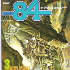 Cómics: ZONA 84 - TOUTAIN EDITOR Nº 3 1984. Lote 16740393