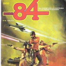 Cómics: ZONA 84 - TOUTAIN EDITOR Nº 12 1984. Lote 16740417