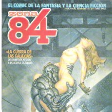 Cómics: ZONA 84 - TOUTAIN EDITOR Nº 37 1986. Lote 16740669