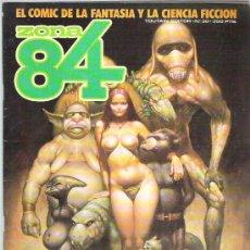 Cómics: ZONA 84 - TOUTAIN EDITOR Nº 38 1986. Lote 16740755