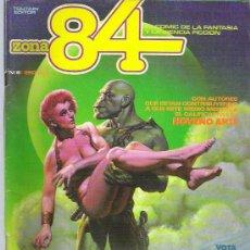 Cómics: ZONA 84 - TOUTAIN EDITOR Nº 6 1984. Lote 16740767